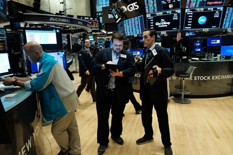 Wtorkowa sesja na Wall Street przyniosła solidne wzrosty /AFP