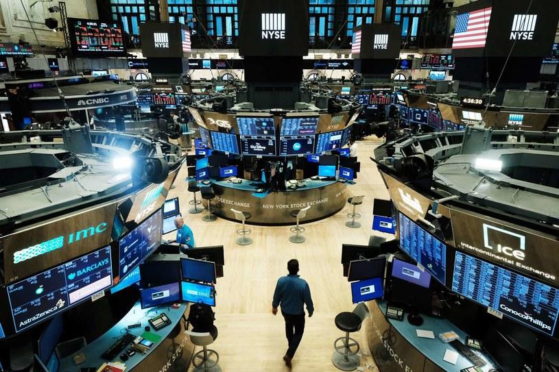 Wtorkowa sesja na Wall Street zakończyła się solidnymi wzrostami /AFP