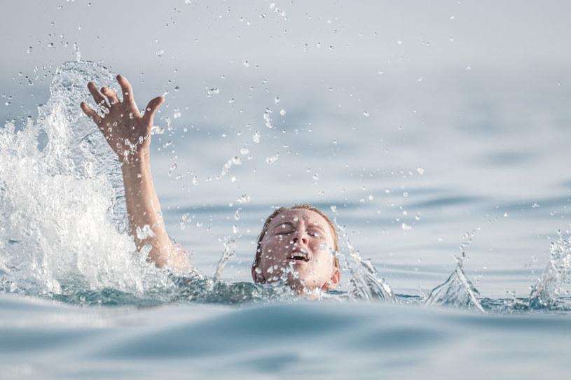 Wtórne utonięcie to bardzo groźne zjawisko /©123RF/PICSEL