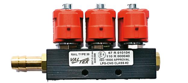 wtryskiwacze LPG /Motor