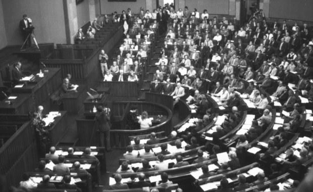 Wujec: Wynik wyborów z 4 czerwca 1989 roku to był nokaut dla PZPR