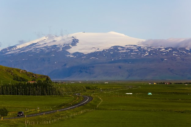 Wulkan Eyjafjallajökull /Darius JF /PAP/EPA