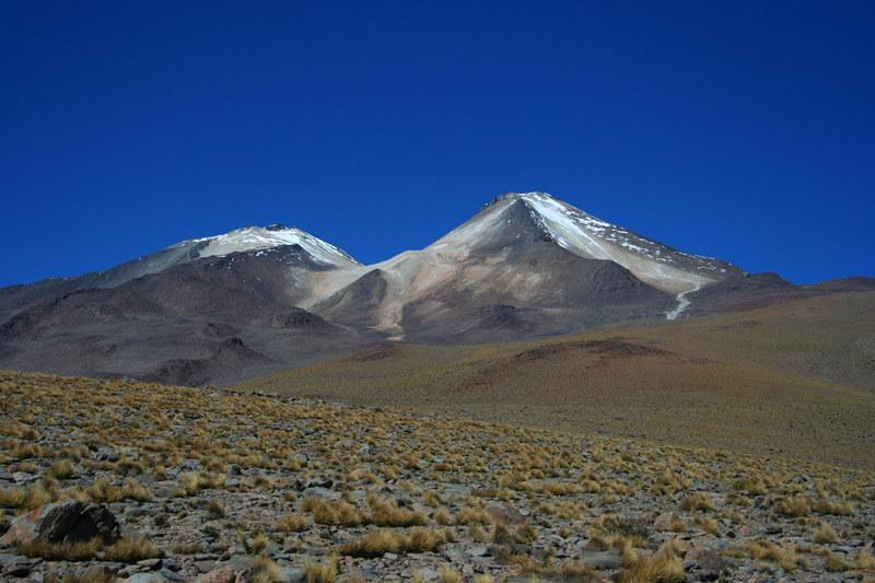 Wulkan Uturunku, Boliwia. Fot. Ceky /Wikipedia