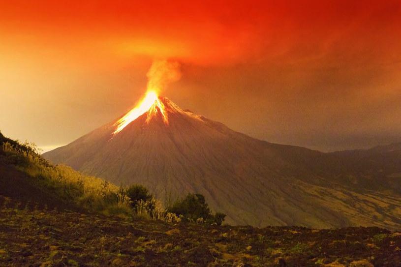 Wulkany odsłaniają przed naukowcami kolejne tajemnice /123RF/PICSEL