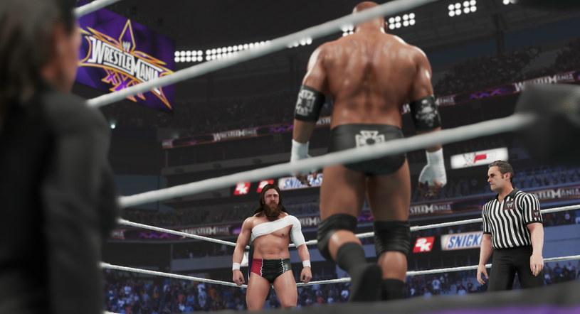 WWE 2K19 /materiały prasowe