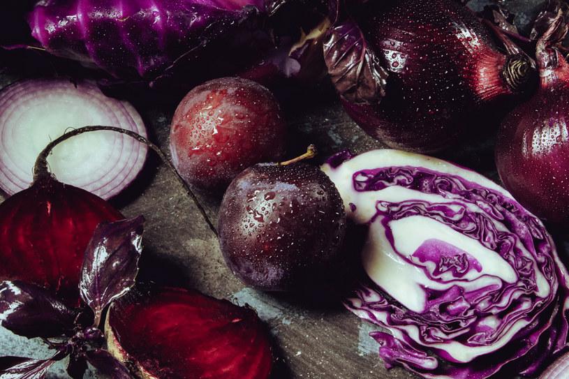 Wybieraj fioletowe warzywa i owoce /123RF/PICSEL