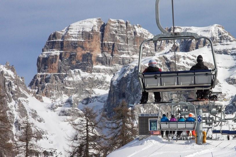 Wybierając się na narty do Włoch mamy gwarancję doskonałych warunków i przygotowania stoków /materiały prasowe