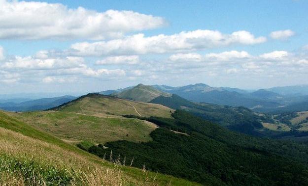 Wybierający się w góry powinni pamiętać, że w ciągu dnia może wystąpić załamanie pogody /INTERIA.PL