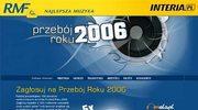 """Wybieramy """"Przebój Roku 2006""""!"""