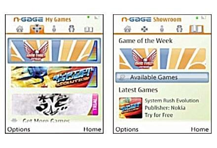 Wybieranie gier i menu główne. Podobieństwa do Xbox Live przypadkowe. /Informacja prasowa