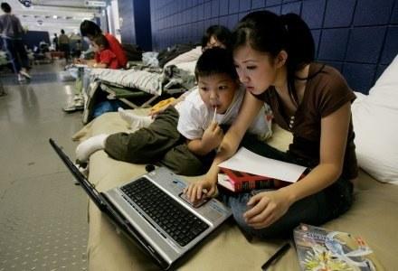 Wybierasz się od USA? Notebook może zostać na lotnisku? /AFP