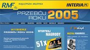 """Wybierz """"Przebój Roku 2005""""!"""