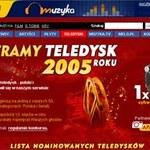 Wybierz Teledysk 2005 Roku!