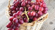 Wybierz winogrona na swoją drugą przekąskę