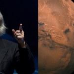 Wybitny astrofizyk o tym, co Elon Musk może zrobić z Marsem