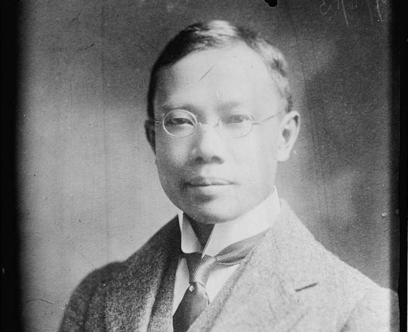Wybitny epidemiolog Wu Lien-teh /Twitter /