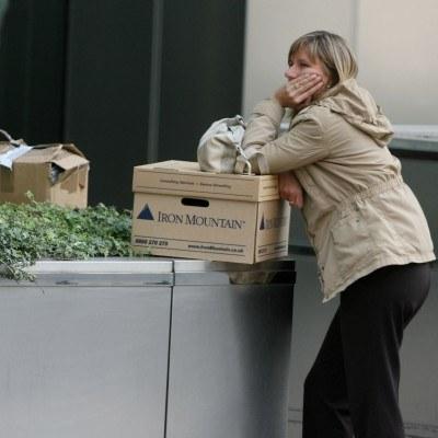 Wybór emigrantów jest racjonalny, kraje skandynawskie mają szansę uniknąć kryzysu bankowego. /AFP