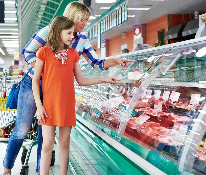 Wybór świeżych produktów /©123RF/PICSEL