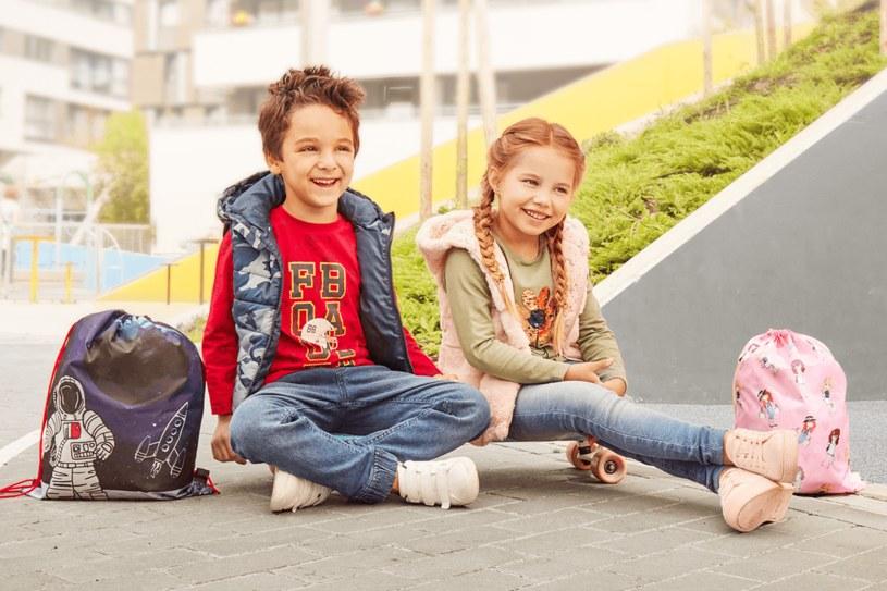 Wybór szkolnej garderoby to często duży problem /materiał partnera