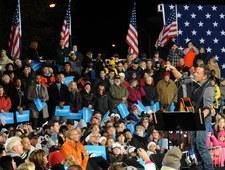 Wyborcze przyśpieszenie na finiszu kampanii
