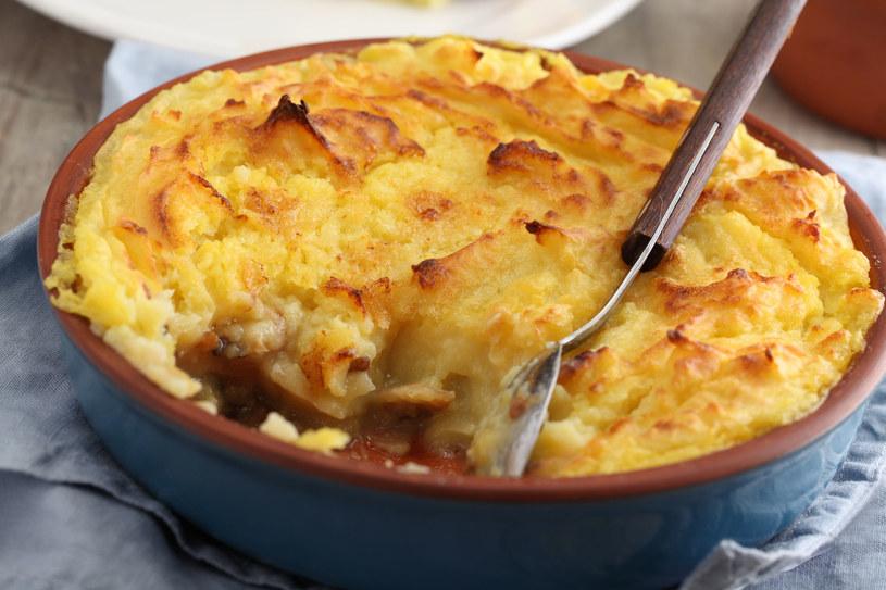 Wyborne połączenie sera, ziemniaków i grzybów /123RF/PICSEL