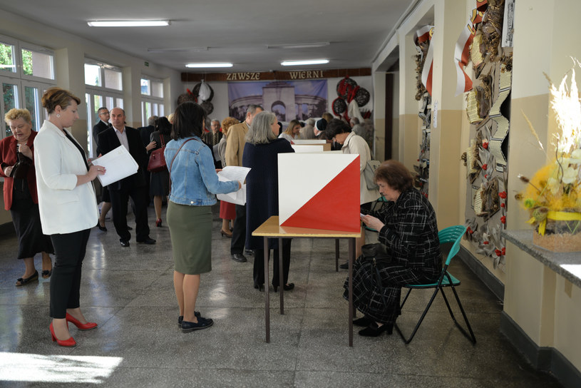 Wybory 2019 /Lukasz Solski/ /East News