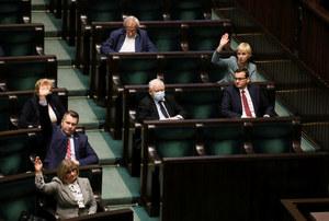 Wybory 2020. Posłowie zdecydowali w sprawie nowego projektu PiS