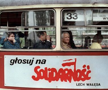 Wybory 4 czerwca 1989 roku. Początek Jesieni Narodów