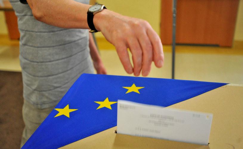 Wybory do Parlamentu Europejskiego wygrała nieznacznie PO. /Bartłomiej Zborowski /PAP