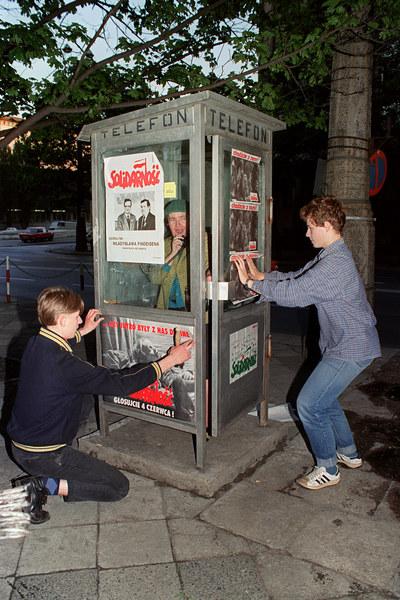 Wybory 4 czerwcu 1989 roku oznaczały początek końca komunizmu w Polsce