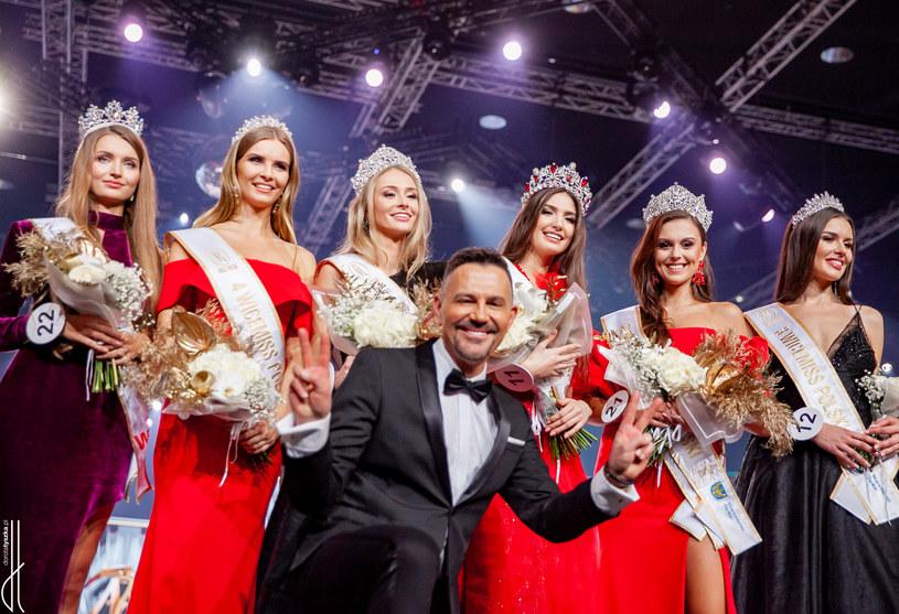 Wybory Miss Polski 2019 /Dorota Tyszka /Polsat