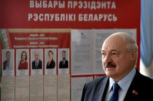 Wybory na Białorusi. Szefowa CKW o cząstkowych wynikach