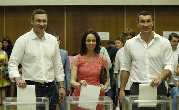 Wybory na Ukrainie: Na wschodzie problemy z głosowaniem