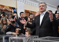 Wybory na Ukrainie. Poroszenko: nie odchodzę z polityki