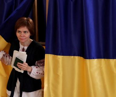 Wybory na Ukrainie. Przed II turą debata z dwóch różnych scen