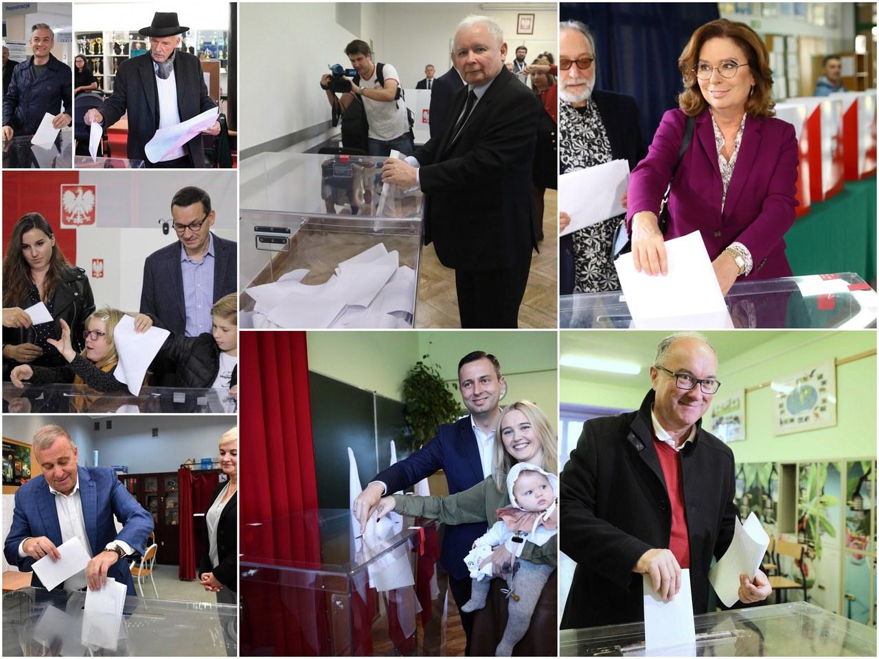 Wybory parlamentarne 2019: Znamy wyniki late poll!