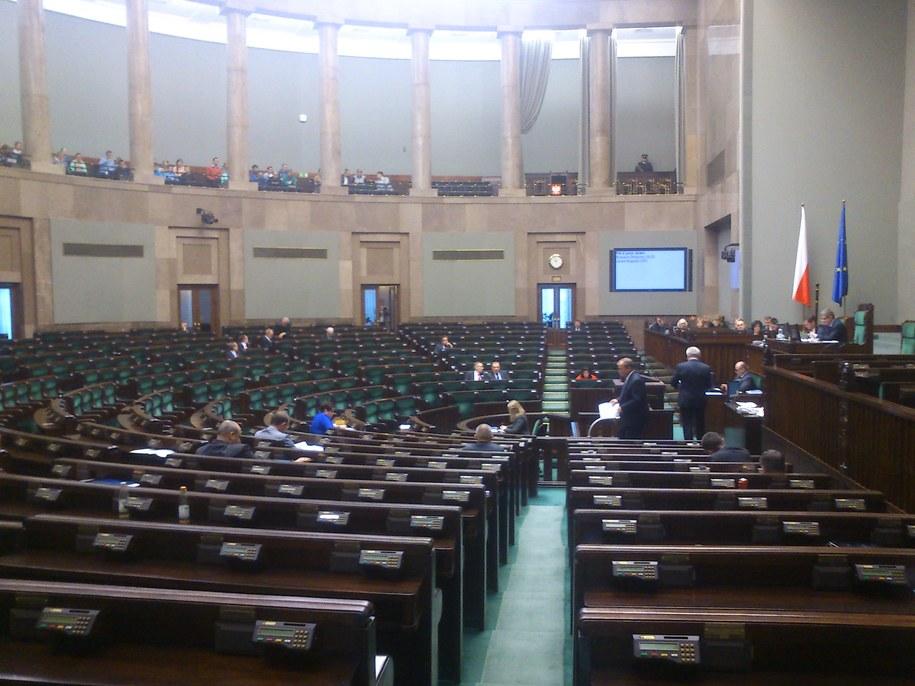 Wybory parlamentarne odbędą się w październiku 2015. /Marek Adamik /RMF FM