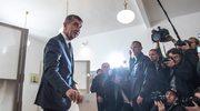 Wybory parlamentarne w Czechach. Triumf centroprawicowego ruchu ANO