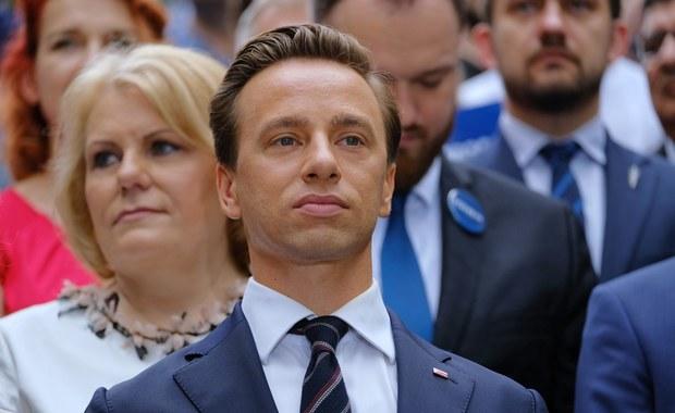 Wybory prezydenckie 2020: Krzysztof Bosak. Kim jest kandydat Konfederacji?