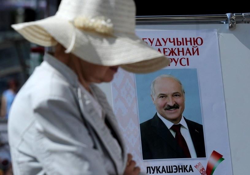 Wybory prezydenckie na Białorusi odbędą się 11 października /AFP