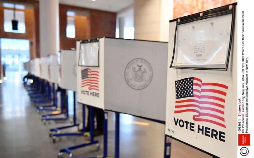 Wybory prezydenckie w USA 2020 /Rex Features /East News