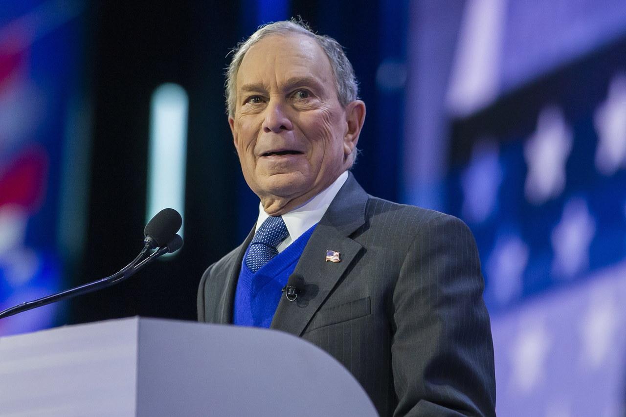 Wybory prezydenckie w USA: Michael Bloomberg składa broń. Na kampanię wydał ponad pół miliarda dolarów