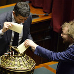 Wybory prezydenckie we Włoszech. Najwięcej pustych głosów