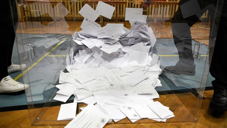 Wybory prezydenckie /Darek Delmanowicz /PAP