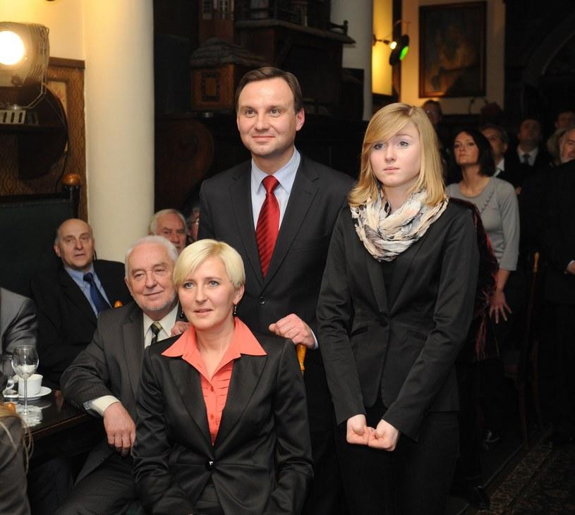 Wybory samorządowe 2010, sztab wyborczy Andrzeja Dudy – kandydata na prezydenta Krakowa /Michal Klag /Reporter