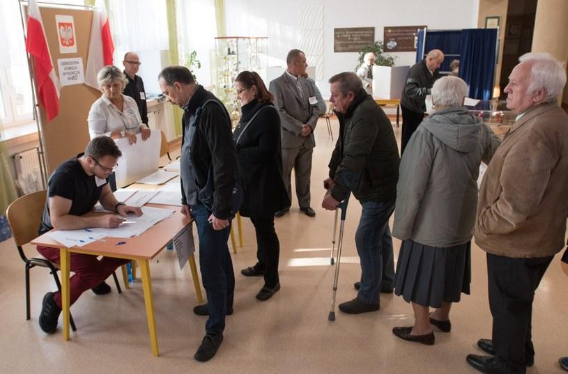 Wybory samorządowe /ANDRZEJ ZBRANIECKI /East News