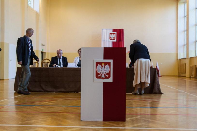 Wybory uzupełniające do Senatu /Michał Walczak /PAP