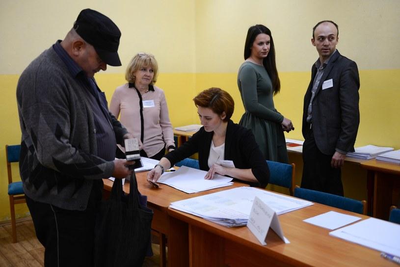 Wybory w Bełchatowie /Adam Staśkiewicz /East News
