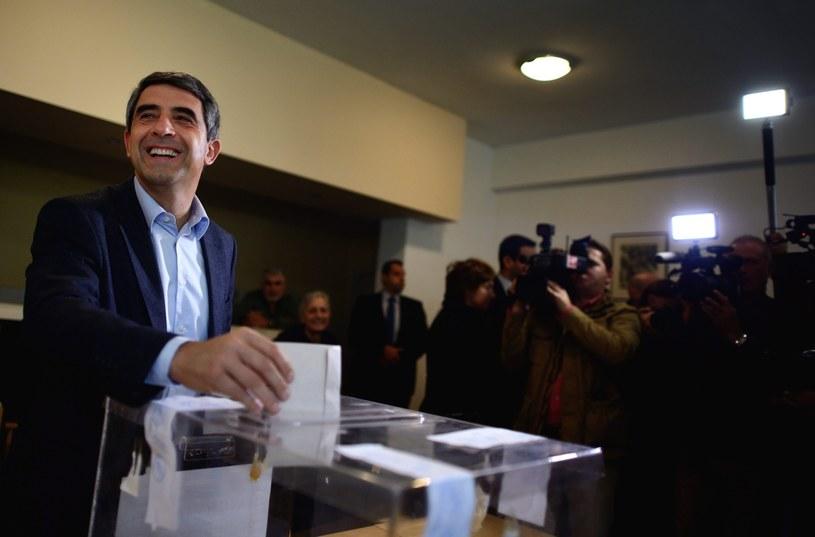 Wybory w Bułgarii /VASSIL DONEV /PAP/EPA