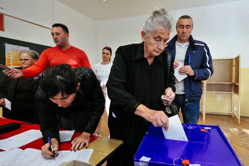 Wybory w Czarnogórze /AFP